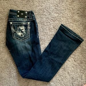 NWOT Miss Me Jeans Size 28